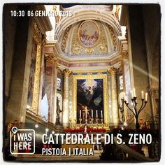 Cattedrale San Zeno Pistoia | @giamma72