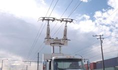 mundophone: TECH    When overhead wires feed energy to trucks ...