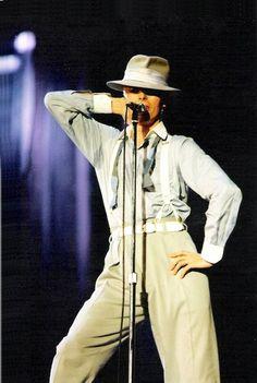 Serious Moonlight tour, 1983