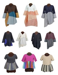 Secret Lentil Clothing - one-of-s-kind upcycled dresses, tunics and shirts