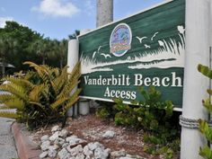 MustDo.com | Vanderbilt Beach Park is a popular North Naples, Florida beach that has gorgeous powdery white sand and is close to area hotels, restaurants and shopping.