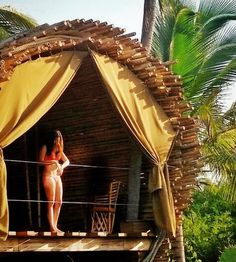 Couples Getaway in the treehouse at Playa Viva. Book it now.  #treehouse #beachlife #couples #getaway #beachvacation