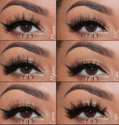 These are 10 of the best fake eyelashes brands that you should know about! These false lashes are the easiest to apply, put on and take off! Best Fake Eyelashes, Applying False Eyelashes, Applying Eye Makeup, Best Lashes, Longer Eyelashes, Artificial Eyelashes, Permanent Eyelashes, Eyelashes Grow, Make Up