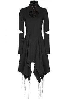 Punk Rave Dead Romance Gothic Dress