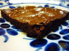 brownie com grao de bico