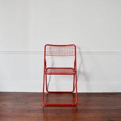 """Ted"" (net) - Niels Gammelgaard, 1978 for IKEA"