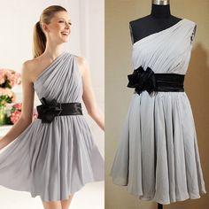 vestidos de damas de honor color plateado de plata vestidos de dama