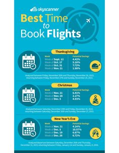 When is the Best Time to Buy Holiday Flights? It's Not When You Might Think When is the Best Time to Buy Holiday Flights? It's Not When You Might Think When is the Best Time to Buy Holiday Flights Travel Info, Cheap Travel, Travel Advice, Budget Travel, Travel Guides, Travel Tips, Travel Hacks, Travel Essentials For Men, Travel Packing