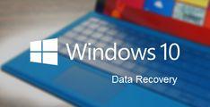 User Guide to Restore Lost Files in Windows 10