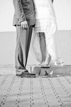Hochzeit im Grünen ~ Deborah and Christian by Hanna Witte | www.brautsalat.de