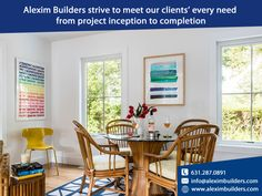 Alexim Builders strive to meet our clients' every need from project inception to completion Contact us by sending a message on whatsapp and we will contact you 631.287.0891 #alexim #aleximbuilders #realestate #exteriordesign #interiordesign #architecture #design #exterior #homedecor #interior #homedesign #construction #architect #landscapedesign #outdoorliving #landscape #interiordesigner Hamptons House, The Hamptons, Custom Home Builders, Custom Homes, Home Developers, New Home Construction, Luxury Real Estate, Business Design, Exterior Design