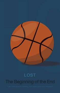Lost minimalist poster - The Beginning of the End Lost Poster, Poster On, Best Period Dramas, Lost Episodes, Lost Tv Show, Poster Series, Tv Series, Lets Get Lost, In Another Life