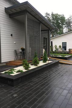 Backyard Landcaping : 26 Modern Pergola Designs You'll Want to Copy > Casa Patio, Pergola Patio, Backyard Patio, Backyard Landscaping, Terrace Design, Patio Design, Exterior Design, Garden Design, Modern Pergola Designs