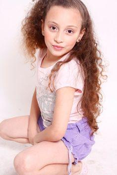 Minha filha Barbara Rodrigues, de 11 anos