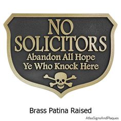 Abandon All Hope Solicitors –