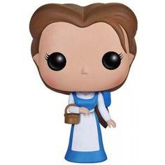 Figurine POP! Disney Belle paysanne - La Belle et la Bête