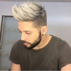 "4,689 Me gusta, 31 comentarios - Men's outfit & lifestyle inspo (@4hisdailystyle) en Instagram: ""Hairstyle by @erickinvisible ✂️. Like us on Facebook.com/4hishair . #4hairpleasure"""