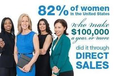 Direct Sales company can help achieve your dreams to work at home.