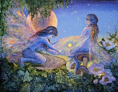 Mending by Magic by Josephine Wall