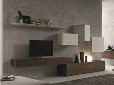 sistema modulare | librerie | modello people | pianca design made ... - Mobili Living Design