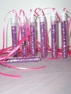 Fairy dust for my Goddaughters 4th birthday party
