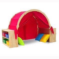 Bookshelf/Tent/Reading Nook