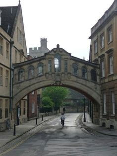 Oxford University-I've been here but need to go back and see my relatives.