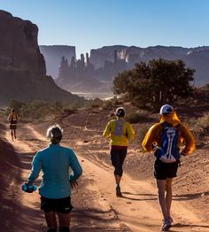 Monument Valley...what a beautiful place to run!! Ultra Adventures will be hosting trail runs March 13-14, 2015. Distances from 100 miles to 4 miles!!!