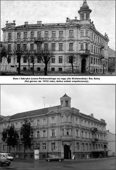 Opowieści z dawnego Wilna (3). Sklep i zakład Leona Perkowskiego | Wilnoteka