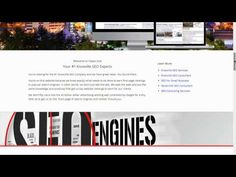 check out this video Website Optimization, Search Engine Optimization, Website Design Services, Seo Company, Web Development, Design Web, Engineering, Learning, Business