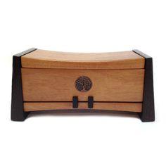 Kovecses Woodworking - Large Keepsake Box