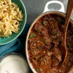 Hungarian Goulash | MyRecipes.com