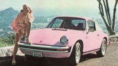 1975: Porsche 911S - Marilyn Lange Playmate of the Year