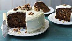 BBC - Food - Recipes : How to make carrot cake