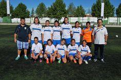 Escuela Base.Pretemporada 2014/2015.  Extremadura 3-3 Escuela Peña el Valle. Todas las fotos del partido.  #EFCF #Extremadura #Almendralejo #futbol #futbolfemenino #futfem