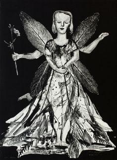 Lena Cronqvist - Et drömspel X  lithograph