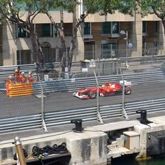 Just found this photo from #GP2013 What a view.