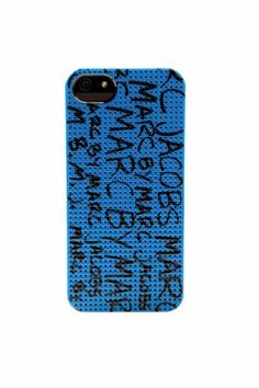 Marc by Marc Jacobs Graffitti Print iPhone 5 Case