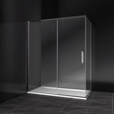 The minimalist aesthetic and clean lines of Mira Ascend shower enclosures instantly add a touch of class to your bathroom.