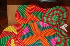 #artesaniasdecolombia Colombia Travel, Basket Decoration, Color Patterns, Baskets, Amazing, Handmade, Image, Colour, Google