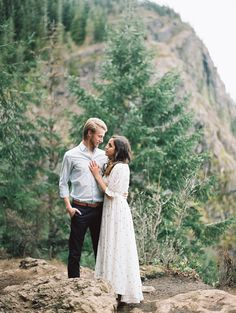 The Best Kind of Love Story | Real Weddings | Oncewed.com