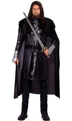 Set cheveux faciaux pirate adulte homme Smiffys Costume Robe Fantaisie Accessoire