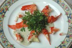 voir la recette du roulé d'épinards au saumon fumé