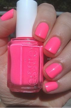 hottie!  pretty and pink for summer