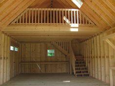 amish loft