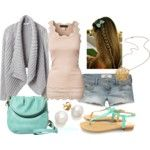 Spring Summer Beach Outfit - Polyvore