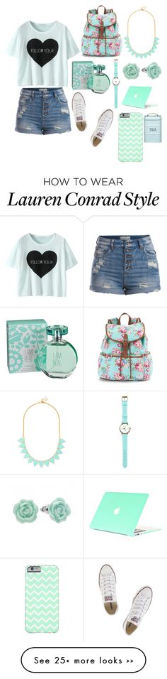 """""""Mint Green Dream"""" by lmstencie3 on Polyvore"""