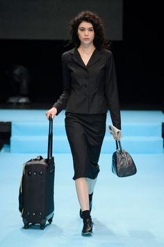Agnès B. at Paris Fashion Week Spring 2016 - Runway Photos