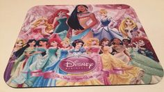 Disney Princess Pocahontas Rapunzel Ariel Ultra Thin Gamer Pictorial Mouse Pad | eBay