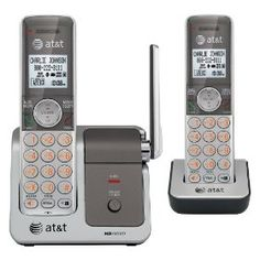 AT CL81201 DECT 6.0 Digital Two Handset Cordless Telephone Review